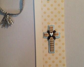 Handmade bookmarks!