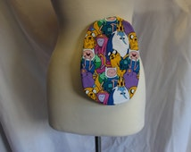 Adventure Time Colostomy Bag Cover Stoma Pouch