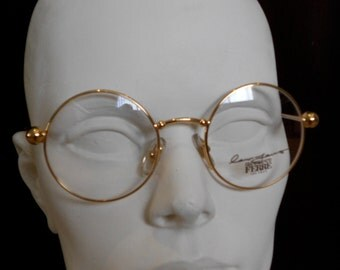 Vintage GIANFRANCO FERRE Eyeglasses Mod. GFF 254-nk3-new never used