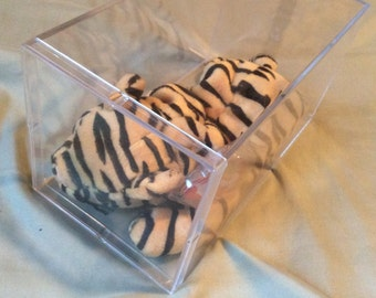 Beanie Babies - Stripes the Tiger - 4th Generation