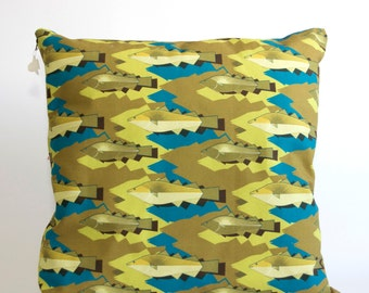 pillowcase North Sea Cod 60cm x 60cm