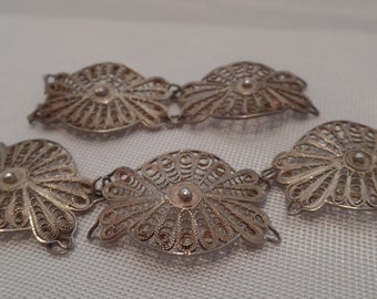 Crafting Filigree Sections Sterling