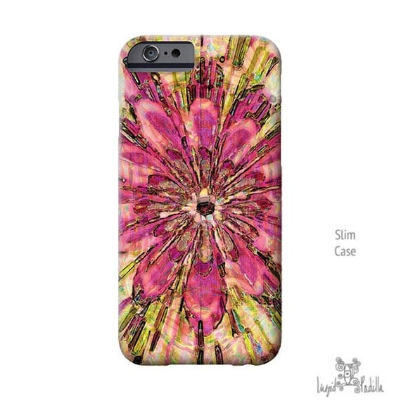 Floral iPhone case, iPhone 7 Case, iPhone 7 Plus Case, Floral iPhone 7 case, iPhone 6s case, iPhone cases, iPhone case, Galaxy S7 Case, Pink