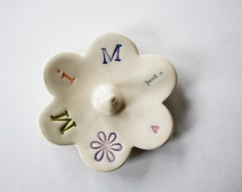 Mimi ring dish -  Ready to Ship  - Gift for Mimi