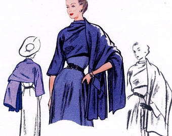 Decades of Style 1950's Stole Pattern