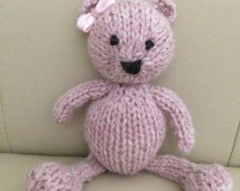 Teddy bear photography prop stuffed animal