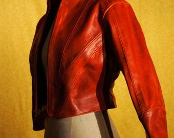 Custom Leather Jackets for Superheros