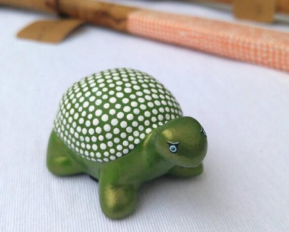 Little Green Turtle