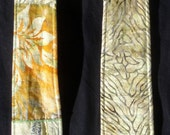 Reversible Modern Art Clergy Stole | Green Ordinary Times
