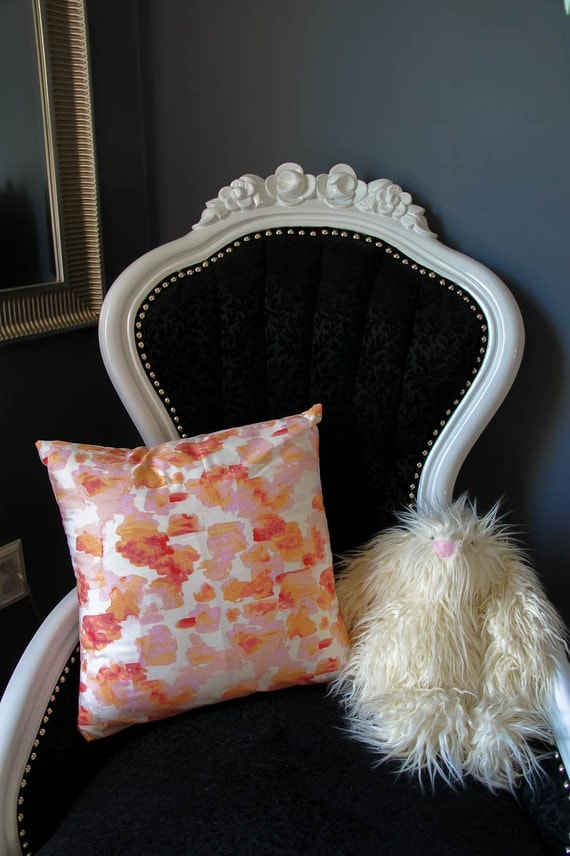 "Decorative Throw Pillow  - Choose your size - 16""x16"" or  12""x16"""