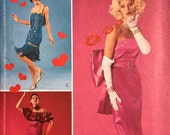 MARILYN MONROE Costume Sewing Pattern ~ Misses Flapper & Flamenco Dancer Halloween Costumes in 4 Sizes