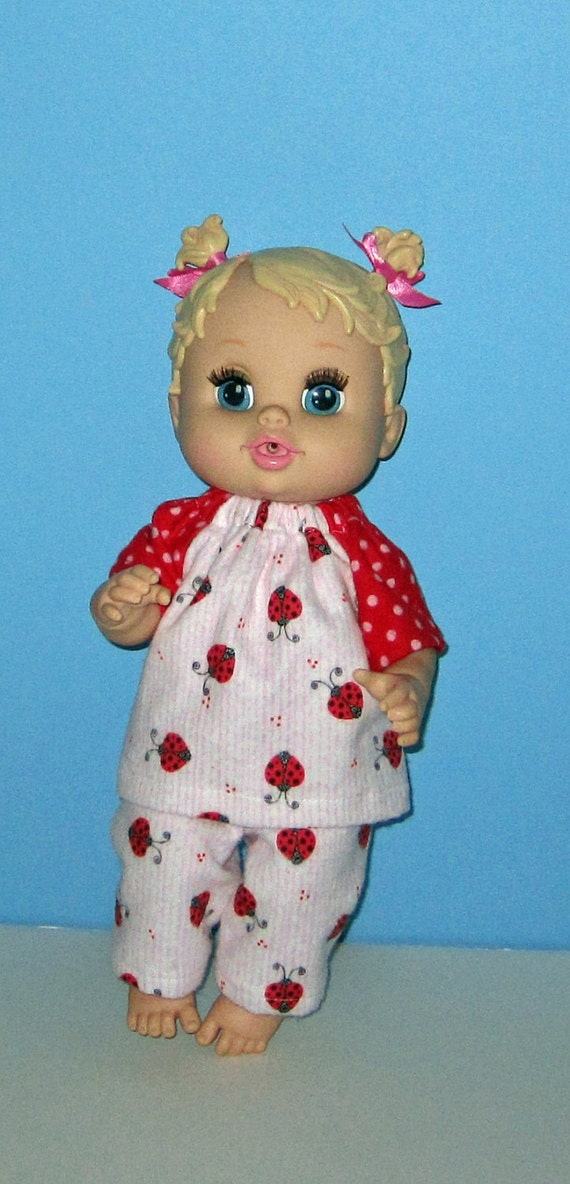 Corolle Tidoo Or Calin Doll Clothes Baby Alive All Gone Doll
