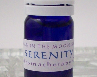 Lavender and Bergamot Essential Oil Blend - Pure Serenity Aromatherapy Diffuser Oil - Classic Meditation Aid