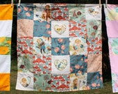 personalized quilt - pet quilt - baby quilt - personalized gift - pet supplies