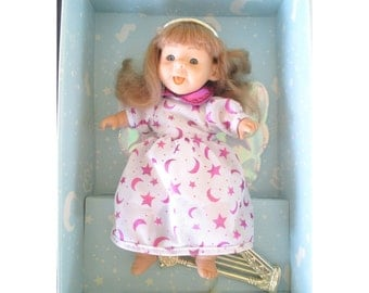 MY LIL ANGEL Doll * GiGo Toy * Angel Doll with Harp Instrument
