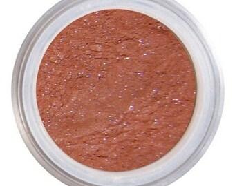 Blush Makeup / TARRAGON / Loose Mineral Blush / Natural Blush / Bronzed Berry Blush / Vegan + Cruelty Free / Natural Mineral Makeup