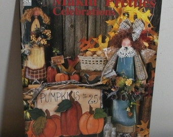 Makin Pretties Celebrations Painting Book - Michele Deaton Brewer