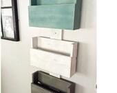 Kitchen organizer, kitchen storage, homework bins, toy storage, bathroom storage, wall storage, wall bins, homework organizer, mail holder