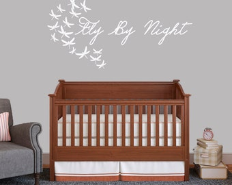 Fly By Night   Nursery And Kids Room Wall Decals