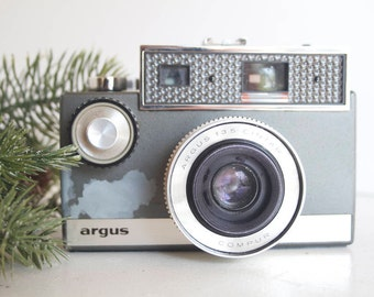 Vintage Camera,  Argus Autronic 35, Decor Camera, Chunky Retro Design, Dorm Decor, Gift For Him, Under 30