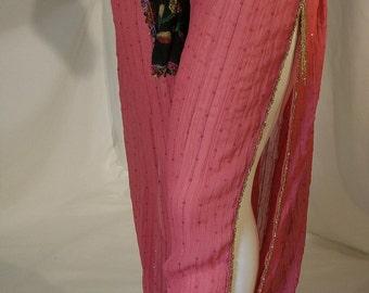 Harem Pants, Belly Dance Costume, Ren Faire Costume, Tribal Costume, Sequin Harem Pants, Pantaloons, Belly Dance Pants, Ren Faire Gypsy