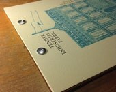 Tender Industrial Fabric by Toby Altman (Limited Edition Chapbook)