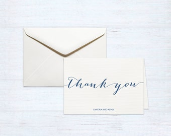 Thank You Cards – Hitched