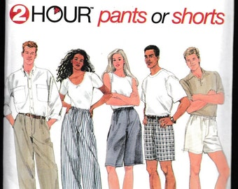 Simplicity 7030 Two Hour Pants or Shorts