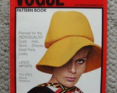 Vogue Pattern Book October/November 1967 Great Condition 104 pages