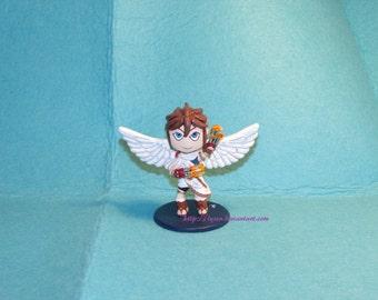 Kid Icarus - Pit chibi
