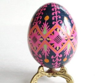 Beautiful egg for Easter or Mother's day gift wife's birthday