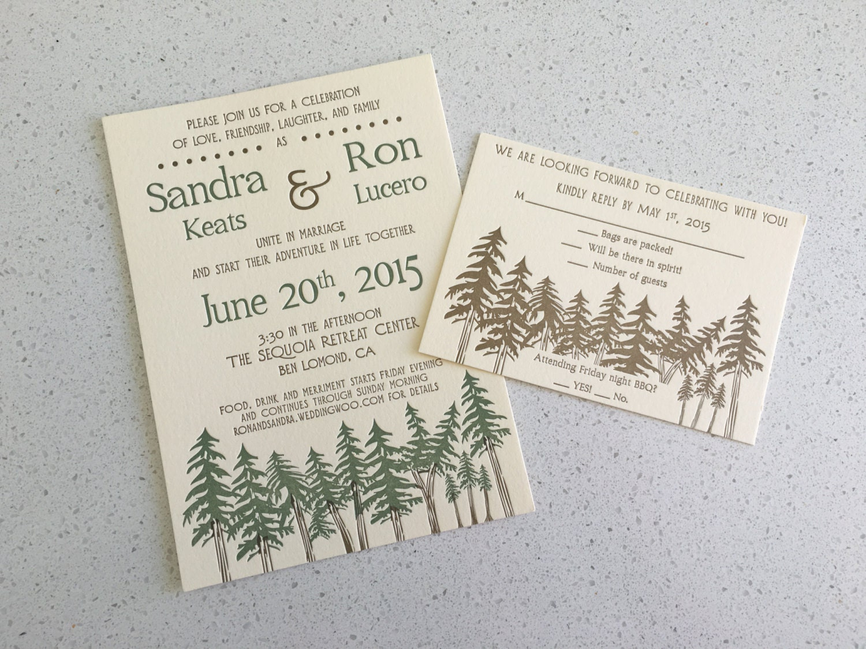 letterpress wedding invitations etsy - 28 images - 10 travel ...