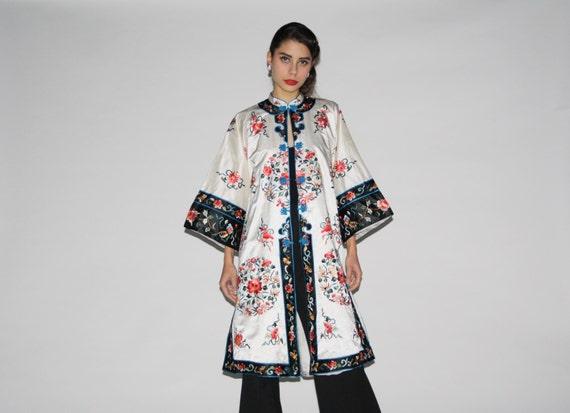 Vintage Silk Robes 10