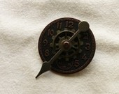 Steampunk Fidget Clock Spinner Brooch (31)