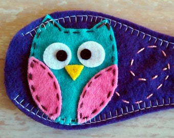 Eye Patch - Owl