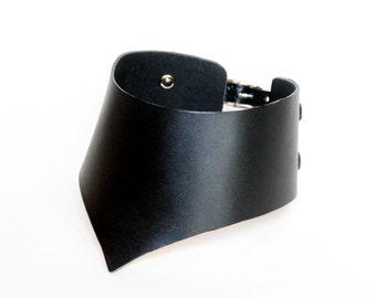 Posture Collar -- Leather