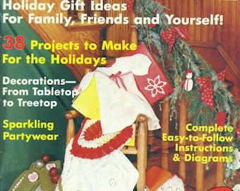 CROCHET FANTASY'S 1985 Christmas Special Magazine