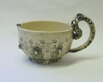 Industrial Wedding Cake Cappuccino Mug