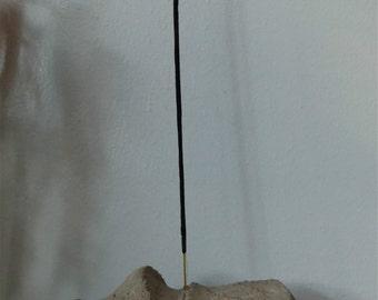 Moai Easter Island Head Concrete Incense Burner/Holder