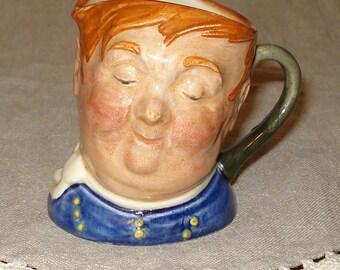 "Royal Doulton Fat Boy Toby Jug 3"""