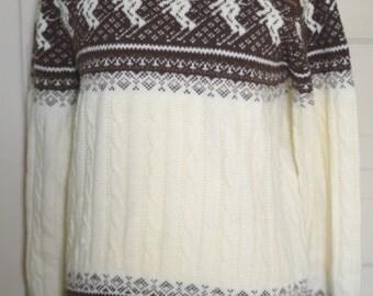 The Lodge Sweater