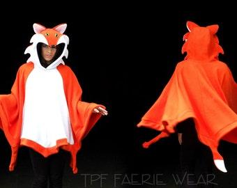 Fox Poncho