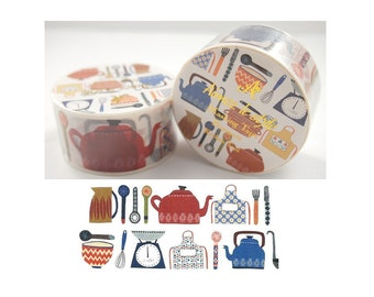 Kitchen Tool Aimez le style Washi Tape (28mm X 7M) 5755