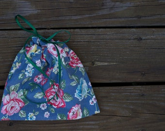 Cath Kidston Drawstring Project Bag