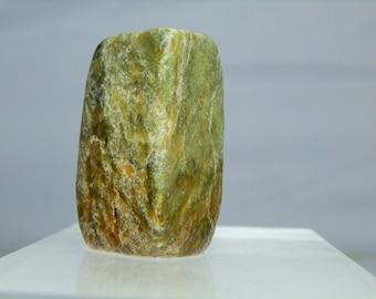Nephrite Jade Lapidary Rough Slab from Jade City BC Canada 71.44 gram piece Lapidary & Cabochon Supply Jewerly Material DanPickedMinerals