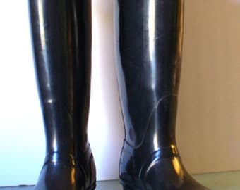 Hunter Rubber Boots Size 37