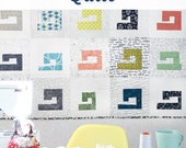 Sewing Machine Quilt Pattern - PDF