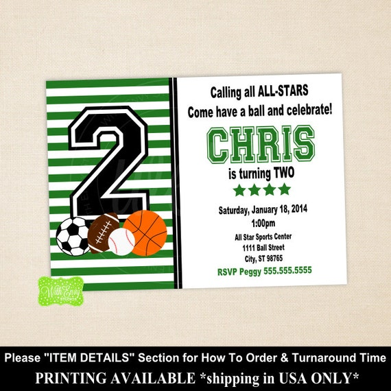 All star sports invitation sports birthday invite sports party il570xn filmwisefo Image collections