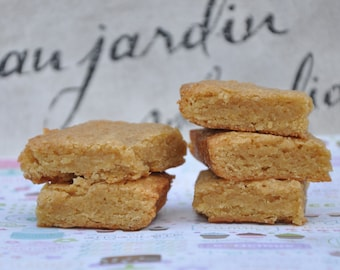 Blondies Bars Chewy Fresh Cookie Gift Holiday Edible Present