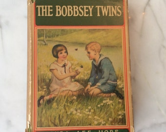 The Bobbsey Twins.  Laura Lee Hope. 1928